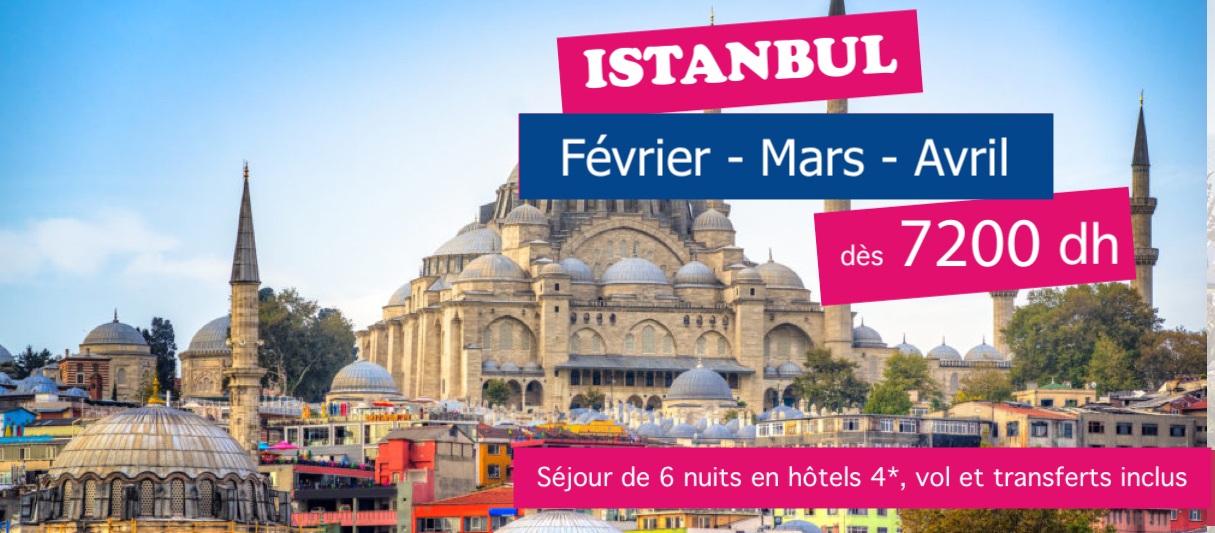 https://www.selfreservation.ma/packages/sejour-istanbul-taksim-pas-cher-2017