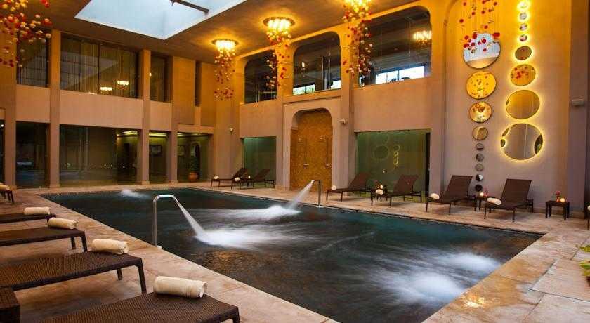 kenzi club agdal medina piscine intérieure