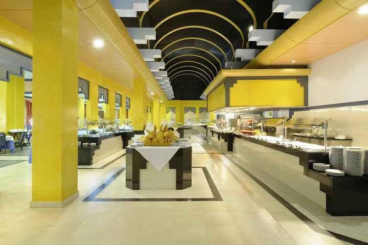 Hôtel Be Live Saidia restaurant