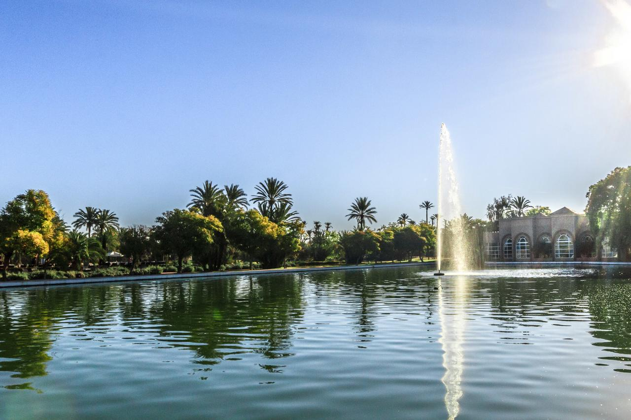 PULLMAN MARRAKECH PALMERAIE RESORT & SPA jardin