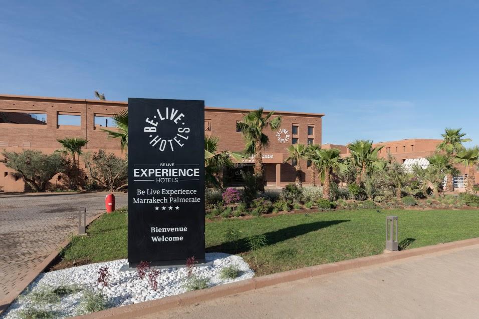 Belive Experience Marrakech piscine