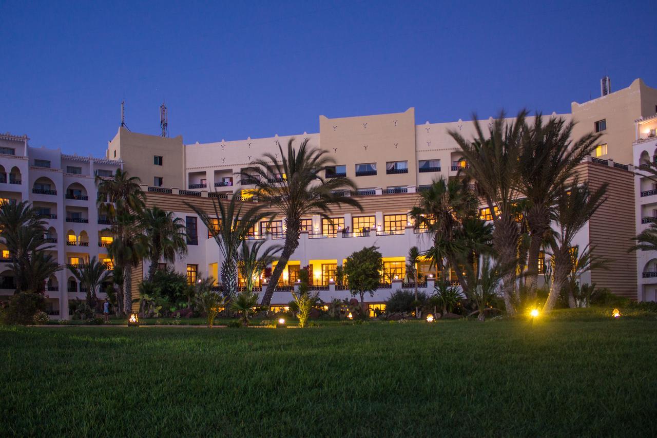 Hôtel Palais des Roses à Agadir