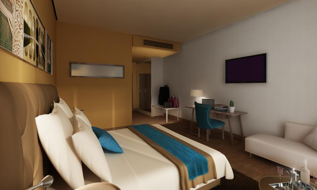 Belive Experience Marrakech Chambre double
