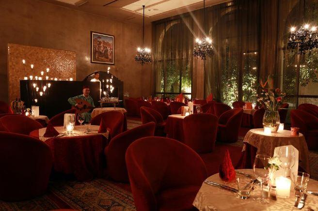 kenzi club agdal medina restaurant