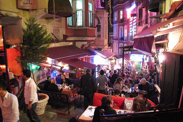 istanbul nuit