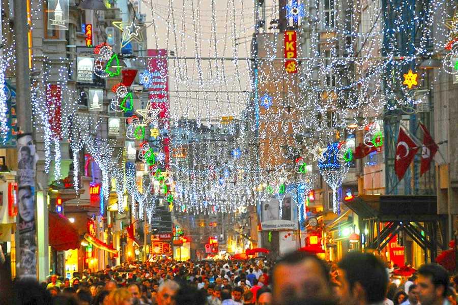 voyage organisé istanbul - Taksim